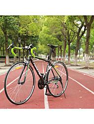 Cruiser Bike Cycling 21 Speed 26 Inch/700CC V Brake Non-Damping Aluminium Alloy Frame Ordinary/Standard Anti-slip Aluminium Alloy Black