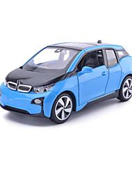 Baustellenfahrzeuge Aufziehbare Fahrzeuge Auto Spielzeug 1:25 Metall Rot Schwarz Weiß Model & Building Toy