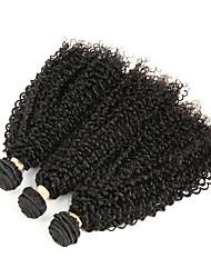Brazilian  Virgin Hair Bundles Afro Kinky Curly Cheap Human Hair Brazillian Kinky Curly Virgin Hai Weaves