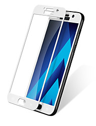 For Samsung Galaxy A3(2017) CF Not Broken Edge Full Screen Explosion-proof Glass Film Suitable