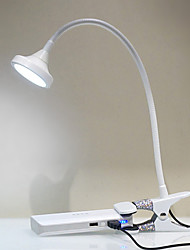 3 Modern/Contemporary Desk Lamp , Feature for LED , with Other Use On/Off Switch Switch