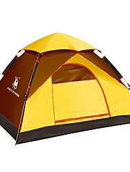 2 persons Tent Single One Room Camping Tent Portable-Camping Outdoor-