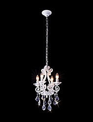 40-60 Chandelier ,  Modern/Contemporary Traditional/Classic Country Others Feature for Crystal Mini Style Designers MetalLiving Room