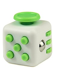 Original High Quality Fidget Cube  Frosted Surface Good Hand Feeling Desk Spin Magic Cubes Stress Relief Toys Ramdon Color