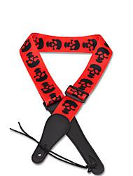 Guitar Guitar Strap Kung Fu Guitar Yukari Lane Strap Personal Striped Thick Cotton Belt