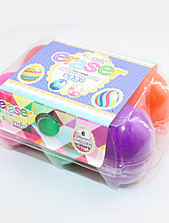 Correction Supplies Color Egg Packing Easers(Easers Random) For School Supplies Office Supplies Gift