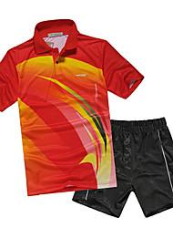 6 × 2 Badminton Volants Indéformable pour Utilisation Fibre Kawau