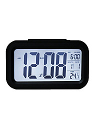 Digital Led Alarm Desk Table Clock Electronic Child Kids Bedroom Wake Up Home Office Gadgets Small Outside Thermometer Clocks