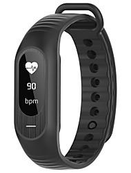 Pulsera Smart iOS Android iPhone Resistente al Agua Long Standby Podómetros Atención de Salud Deportes Monitor de Pulso Cardiaco