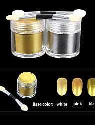 1box Nail Art Decoration Rhinestone Pearls Makeup Cosmetic Nail Art Design