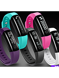 Intelligent bracelet waterproof measure heart rate pedometer android apple bluetooth sports watch men and women