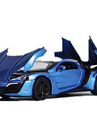 Vehículos de tracción trasera Modelismo y Construcción Coche Metal