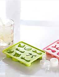 Summer Fun Bow DIY Silicone Ice Ice Popsicle Mold Multi-function Cookie Mold