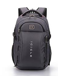 Backpack Laptop Pack Laptop Packs Multifunctional Gray Black