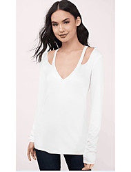 Aliexpress ebay2017 verão moda sem mangas top tops