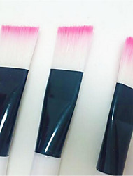 3 Makeup Brush Set Blush Brush Others Professional Travel Wood Face Others From the three batch