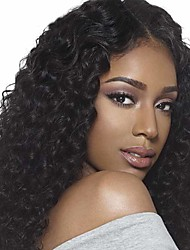 Hot Long Kinky Curly Synthetic Wigs For Black Women African American Natural Cheap Hair Wig