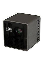 DLP nHD (640x360) Projecteur,LED 30 Mini DLP Projecteur
