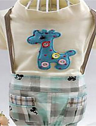 Dog Harness Dog Clothes Spring/Fall Cartoon Casual/Daily
