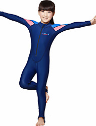 Women's Kid's 3mm Full Wetsuit Quick Dry Anatomic Design Breathable Neoprene Diving Suit Long Sleeve Diving Suits-Swimming DivingSpring