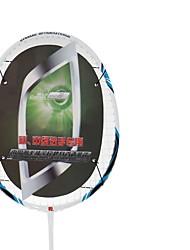 Raquettes de Badminton Haute résistance Durable Stabilité Fibre de carbone Une Paire × 2 pourExtérieur Utilisation Exercice Sport de