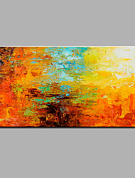 Hand-Painted Abstract Canvas Art Wall Decor Modern One Panel Canvas Oil Painting For Home Decoration
