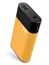 10000mAhBank-externer Batterie QC 2.0 mit Kabel Automatisch bereinigte Leistung 10000 2000/1700/1500QC 2.0 mit Kabel Automatisch