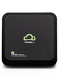 COOWELL V6 Amlogic S912 Octa-core Android 6.0 TV Box RAM 2GB ROM 16GB WiFi Bluetooth 4.0