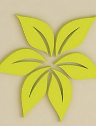 Shapes Wall Stickers 3D Wall Stickers Decorative Wall Stickers,Paper Material Home Decoration Wall Decal