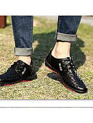 Men's Sneakers Gladiator Rubber Spring Casual Walking Gladiator Flat Heel Black Flat