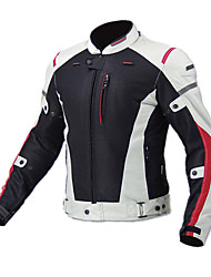 KOMINE JK-069 Motorcycle Jacket Motorbike Racing Jacket Protector Water Risistant And Windproof With 5 Pcs EVA Protective Gears