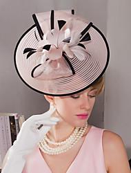 Feather Headpiece-Wedding Special Occasion Outdoor Fascinators Hats 1 Piece
