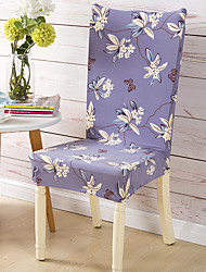 Chair Cover , Polyester Fabric Type Slipcovers