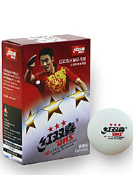 1 Piece 3 Stars 4 Table Tennis Ball Indoor Performance Practise Leisure Sports-Other