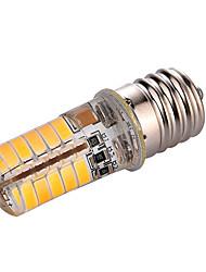 3W E17 LED à Double Broches T 40 SMD 5730 200-300 lm Blanc Chaud Blanc Froid Décorative AC110 AC220 V 1 pièce
