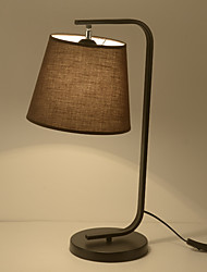 60w Moderne / Contemporain Lampe de Bureau , Fonctionnalité pour Protection des Yeux , avec Peinture Utilisation Interrupteur ON/OFF