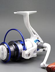 Fishing Reel Spinning Reels 5.2:1 12 Ball Bearings Exchangable Sea Fishing-GF6000