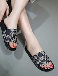 2016 neues wort bequeme weich-soled plattform sandalen flache hefterzufuhren
