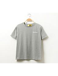 signe ulzzang corée Harajuku vent bf copines en vrac dos avion imprimé T-shirt à manches courtes