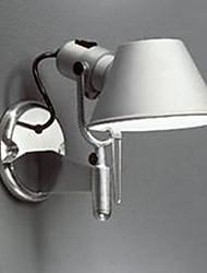 Ac 110-130 ac 220-240 40 e26 e27 modern / zeitgenössische silberne Eigenschaft für Augenschutz, Umgebungslicht Wandleuchter Wandleuchte