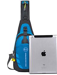 Outdoor Chest Bag Messenger Bag Female Multi-functional Shoulder Casual Bag Men Korean Sports Pockets
