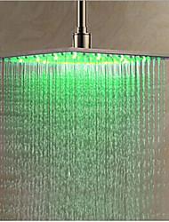 Pommeaux de Douche Sprinkle®  ,  Moderne  with  Chrome 1 poignée 1 trou  ,  Fonctionnalité  for Lumineux LED