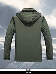 Hombre Pantalones/Sobrepantalón Camping y senderismo Caza Escalada Deportes de Nieve Excursionismo Resistente al Viento Otoño