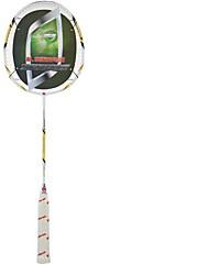 Raquettes de Badminton Indéformable Haute résistance Durable Stabilité Fibre de carbone Une Paire × 2 pourExtérieur Exercice Sport de