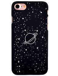 Para iPhone 8 iPhone 8 Plus Carcasa Funda Diseños Cubierta Trasera Funda Cielo Paisaje Dura Policarbonato para Apple iPhone 8 Plus iPhone