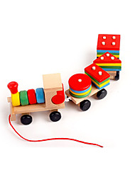 Building Blocks Music Toys Educational Toy For Gift  Building Blocks Train 5 to 7 Years Toys