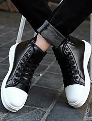 Men's Sneakers Summer Comfort Rubber Casual Flat Heel