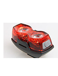 Luz Traseira Para Bicicleta - Ciclismo AAA Lumens Bateria