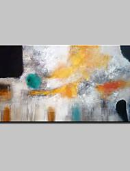 Ручная роспись современной абстрактной масляной живописи на холсте картины настенного искусства для домашнего украшения, готового повесить