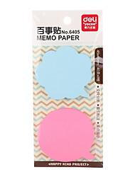 Ecole Entreprise Multifonction Matériel d'Arts Plastiques Notes autocollantes Papier,2 Paquets